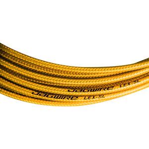 Jagwire LEX SL Schaltzugaussenhülle 4,5mm 2,5m gold gold