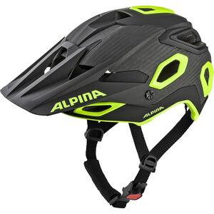 Alpina Rootge Helmet black-neon-yellow black-neon-yellow