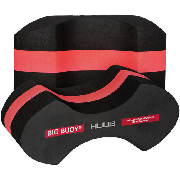 HUUB Big 4 Boje black/red