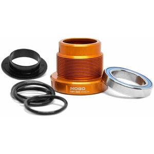 Trickstuff NoGo Tretlager HT2-Kompatibel orange/schwarz