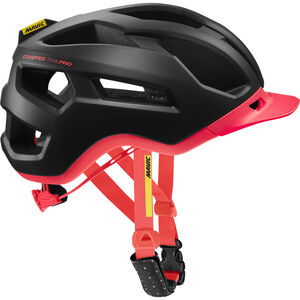 Mavic Echappée Trail Pro Helmet Damen pirate black/fiery coral pirate black/fiery coral