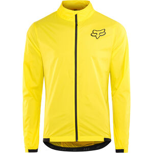 Fox Attack Wind Jacket Men blazing yellow