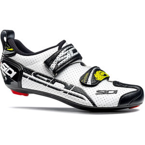 Sidi T-4 Air Carbon Shoes Men White/Black bei fahrrad.de Online