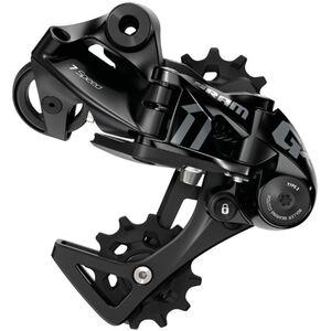 SRAM GX DH Schaltwerk 7-fach Mittellanger Käfig black black