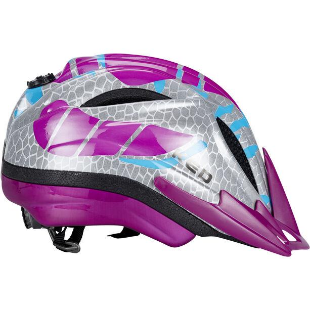 KED Meggy K-Star Helmet Kinder violet