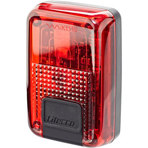 Litecco LightGuard Connect E-Call Smart Rücklicht red