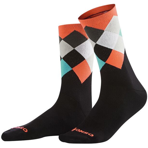Gonso Bike Socken hot coral