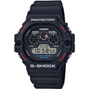 CASIO G-SHOCK DW-5900-1ER Watch Men black black
