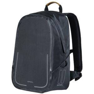 Basil Urban Dry Rucksack 18l matt schwarz matt schwarz