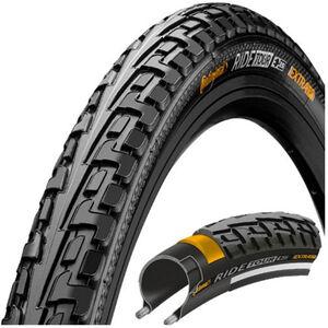 Continental Ride Tour Reifen 27 x 1 3/8 x 1 1/2 Zoll Draht schwarz/schwarz schwarz/schwarz