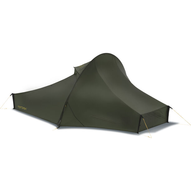 Nordisk Telemark 1 Ultra Light Weigt Tent forest green