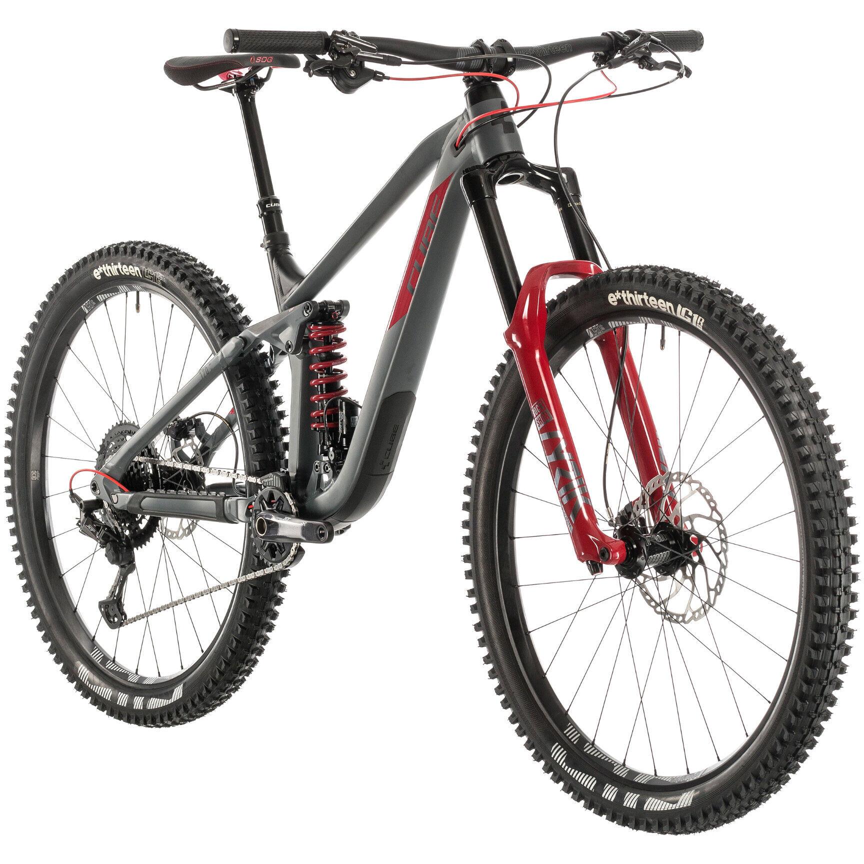 All Mountain Bike & Enduro Bike  
