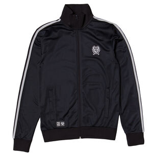 Brick Lane Bikes London BLB Taped Zip Track Top Herren black black