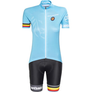 Bioracer Van Vlaanderen Pro Race Set Damen blue blue