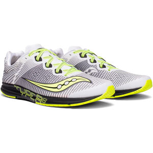 saucony Type A8 Shoes Men White/Black/Citron bei fahrrad.de Online