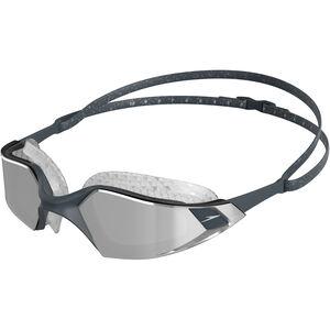 speedo Aquapulse Pro Mirror Brille oxid grey/silver/chrome oxid grey/silver/chrome