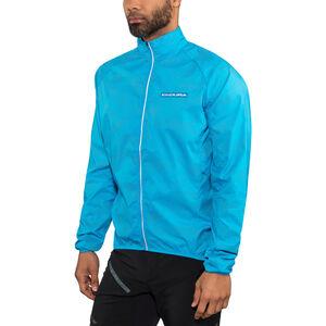 Endura LumiJak II Jacket Herren neon-blau bei fahrrad.de Online