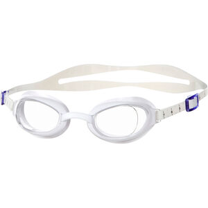 speedo Aquapure Goggles Damen white/clear white/clear