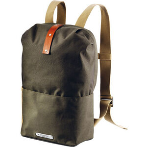 Brooks Dalston Knapsack Medium 20l green fleck/honey green fleck/honey