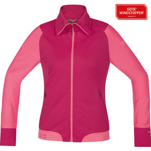 GORE BIKE WEAR Power Trail WS SO Jacket Lady jazzy pink/giro pink bei fahrrad.de Online