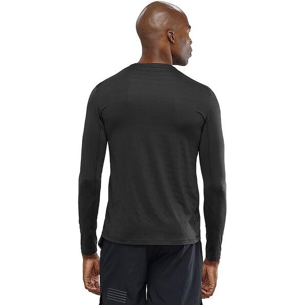 Salomon XA Langarm T-Shirt Herren black