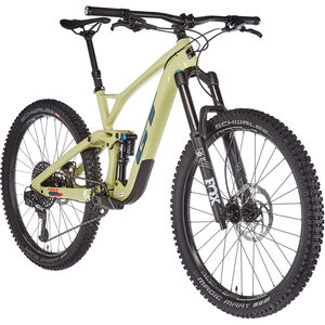 "GT Bicycles Force Carbon Expert 27.5"" gloss moss gloss moss"
