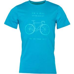 Triple2 Laag Bike T-Shirt Men Ocean Dephts