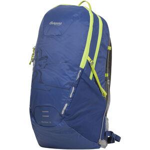 Bergans Rondane Backpack 18l Blue/Neon Green bei fahrrad.de Online