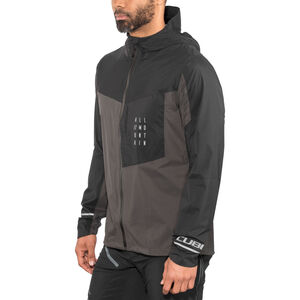 Cube AM Storm Jacke Herren black'n'grey