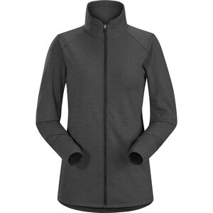 Arc'teryx Taema Jacket Women Charcoal