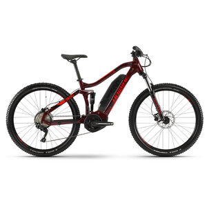 HAIBIKE SDURO FullSeven Life 1.0 tuscan/black/red tuscan/black/red