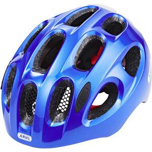ABUS Youn-I Helmet Kinder sparkling blue sparkling blue