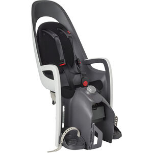 Hamax Caress Kindersitz Gepäckträger weiß weiß