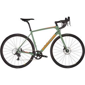FOCUS Paralane 8.9 GC olive/orange bei fahrrad.de Online