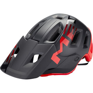MET Roam Helm matt black/red matt black/red