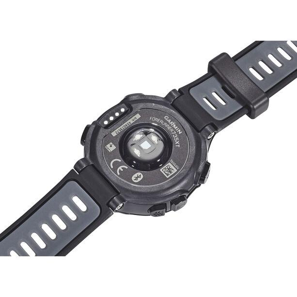 Garmin Forerunner 735XT Laufuhr black/grey