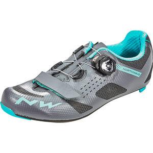 Northwave Storm Shoes Damen anthra/aqua anthra/aqua