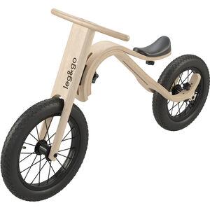 leg&go Balance Bike 3in1 Kinder