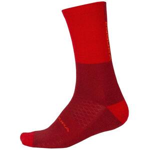 Endura BaaBaa Merino Winter Socken Single Herren rust red rust red