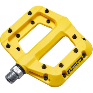 Race Face Chester Composite Pedals gelb gelb