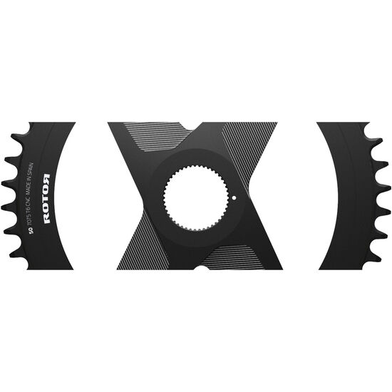 Rotor Round Ring Kettenblatt 1x DM Alu bei fahrrad.de Online