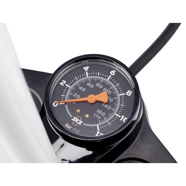 SKS Airkompressor 12.0 Standpumpe weiß