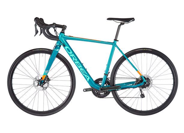 ORBEA Gain D40 turquoise/orange