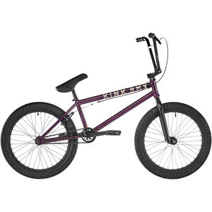 "Kink BMX GAP XL 2019 20"" translucent purple translucent purple"