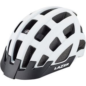 Lazer Compact Deluxe Helmet matte white matte white