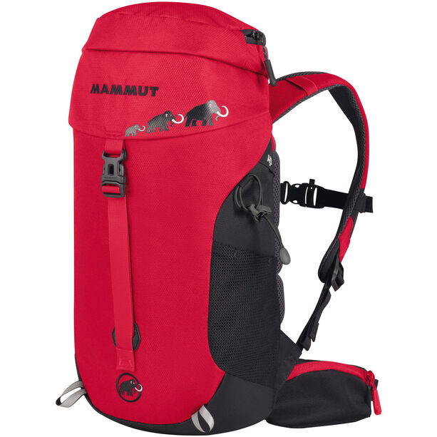 Mammut First Trion Backpack 18l Kinder black-inferno