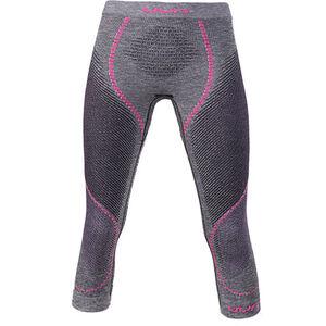 UYN Ambityon Melange UW Medium Pants Damen black melange/purple/raspberry black melange/purple/raspberry