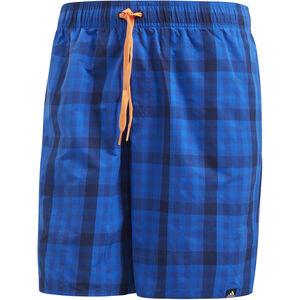 adidas Check ML Shorts Herren dark blue/hi-res orange