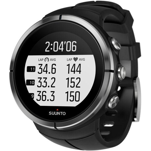 Suunto Spartan Ultra GPS Outdoor Watch black black