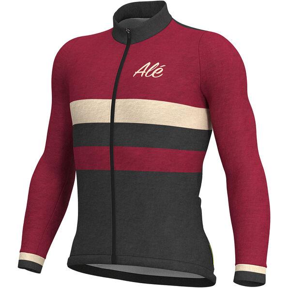 Alé Cycling Classic Vintage LS Jersey Herren